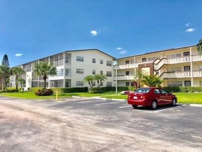 122 Suffolk C UNIT 122, Boca Raton, FL 33434 - MLS#: RX-10510291