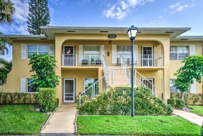 5906 Via Delray UNIT B, Delray Beach, FL 33484 - MLS#: RX-10510349