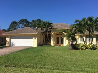 2952 SW Rosetta Street, Port Saint Lucie, FL 34953 - #: RX-10510434