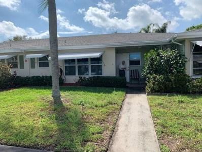 423 Sandpiper Drive UNIT C, Fort Pierce, FL 34983 - #: RX-10510452