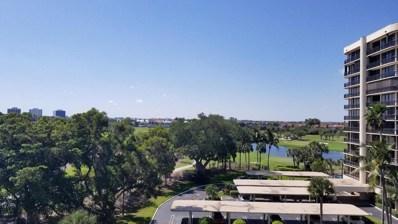 2425 Presidential Way UNIT 606, West Palm Beach, FL 33401 - #: RX-10510515