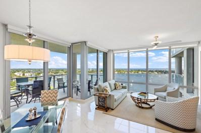 1 Water Club Way UNIT 1602-N, North Palm Beach, FL 33408 - MLS#: RX-10510528