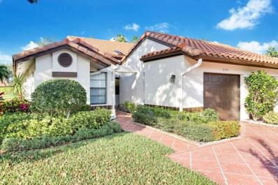 6370 Royal Manor Circle, Delray Beach, FL 33484 - #: RX-10510626