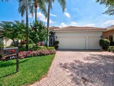 148 Banyan Isle Drive, Palm Beach Gardens, FL 33418 - MLS#: RX-10510727