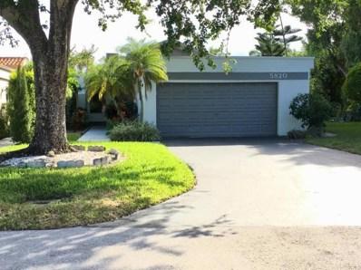 5820 Piping Rock Drive, Boynton Beach, FL 33437 - #: RX-10510852