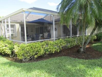 1201 NW Sun Terrace Circle UNIT D, Port Saint Lucie, FL 34986 - MLS#: RX-10510880