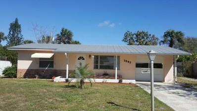 3593 NE Sandra Drive, Jensen Beach, FL 34957 - MLS#: RX-10510884