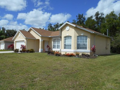 5212 NW Edgarton Terrace, Port Saint Lucie, FL 34983 - MLS#: RX-10510927