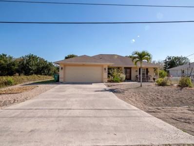 860 SW McComb Avenue, Port Saint Lucie, FL 34953 - MLS#: RX-10510941