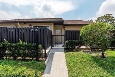 542 Shady Pine Way UNIT H, Greenacres, FL 33415 - #: RX-10511073