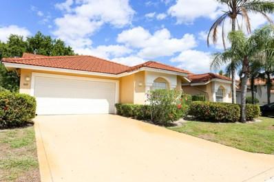 8675 Via Reale, Boca Raton, FL 33496 - MLS#: RX-10511167