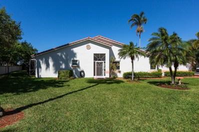 76 Sausalito Drive, Boynton Beach, FL 33436 - MLS#: RX-10511206