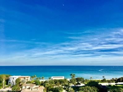 4748 S Ocean Boulevard UNIT 805, Highland Beach, FL 33487 - #: RX-10511348