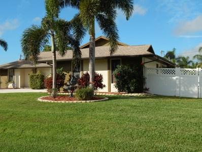 2066 SE Harlow Street, Port Saint Lucie, FL 34952 - MLS#: RX-10511363