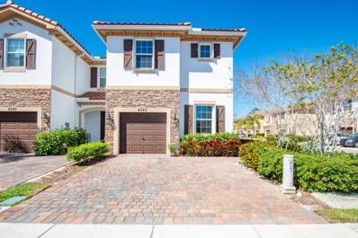 4345 Chalmers Lane, West Palm Beach, FL 33417 - #: RX-10511426
