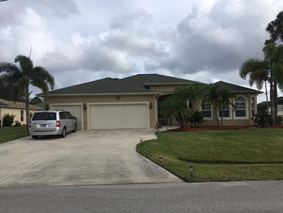 5467 NW Crooked Street, Port Saint Lucie, FL 34986 - #: RX-10511531