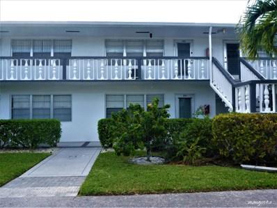 254 Chatham UNIT M, West Palm Beach, FL 33417 - MLS#: RX-10511532