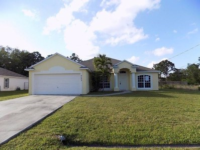 5523 NW Downs Street, Port Saint Lucie, FL 34986 - #: RX-10511604