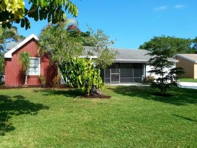 2055 SE Triumph Road, Port Saint Lucie, FL 34952 - MLS#: RX-10511712
