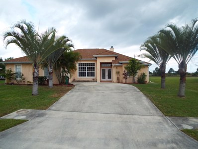 5825 NW West Dooley Circle, Port Saint Lucie, FL 34986 - #: RX-10511942