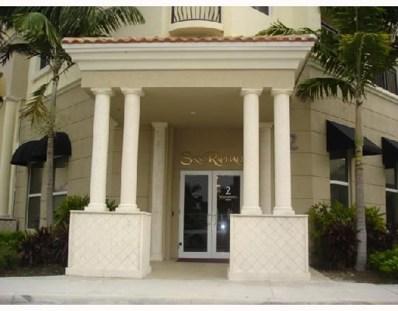 1101 Renaissance Way UNIT 101, Boynton Beach, FL 33426 - MLS#: RX-10511991
