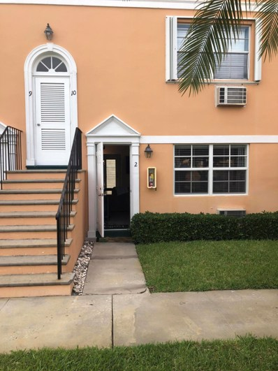 31 S Golfview Road UNIT 2, Lake Worth, FL 33460 - #: RX-10512013