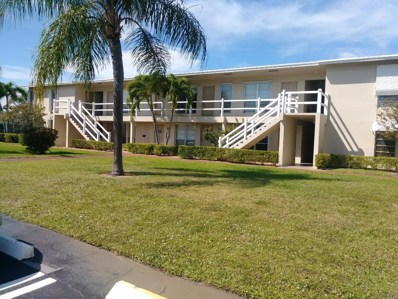 309 Circle Drive S UNIT 203, Boynton Beach, FL 33435 - MLS#: RX-10512015