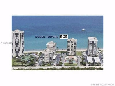 5480 N Ocean Drive UNIT B. 2b, Singer Island, FL 33404 - MLS#: RX-10512214