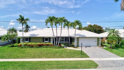 1027 SW Pepperridge Terrace, Boca Raton, FL 33486 - #: RX-10512256