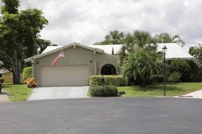22339 Greentree Circle, Boca Raton, FL 33433 - MLS#: RX-10512311