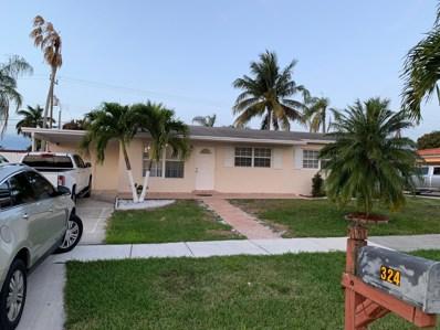 324 Cavalier Road, Palm Springs, FL 33461 - #: RX-10512332