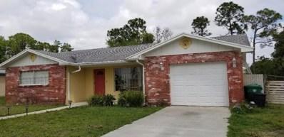 651 SE Delancey Lane, Port Saint Lucie, FL 34984 - MLS#: RX-10512393