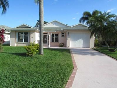 654 Ponytail Lane, Fort Pierce, FL 34982 - MLS#: RX-10512496