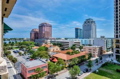 600 S Dixie Highway UNIT 851, West Palm Beach, FL 33401 - MLS#: RX-10512512