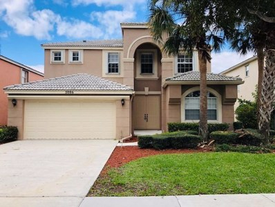 2086 Reston Circle, Royal Palm Beach, FL 33411 - MLS#: RX-10512544
