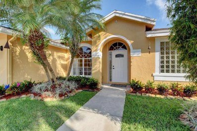 6333 Terra Rosa Circle, Boynton Beach, FL 33472 - MLS#: RX-10512576