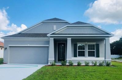 899 SW Jaslo Avenue, Port Saint Lucie, FL 34953 - MLS#: RX-10512581