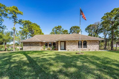 15515 77th Place N, The Acreage, FL 33470 - #: RX-10512610