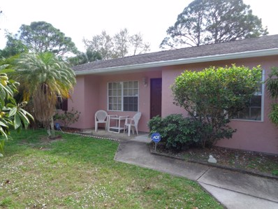 2725 SW East Calabria Circle, Port Saint Lucie, FL 34983 - #: RX-10512712