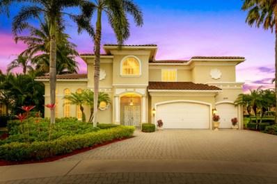 16351 Via Fontana, Delray Beach, FL 33484 - #: RX-10512768