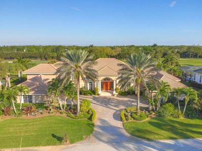 1645 SW Thornberry Circle, Palm City, FL 34990 - MLS#: RX-10512787