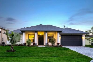 1618 SW Pancoast Street, Port Saint Lucie, FL 34987 - #: RX-10513020