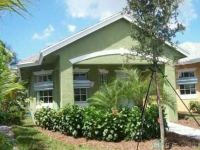 323 S F Street, Lake Worth, FL 33460 - MLS#: RX-10513083