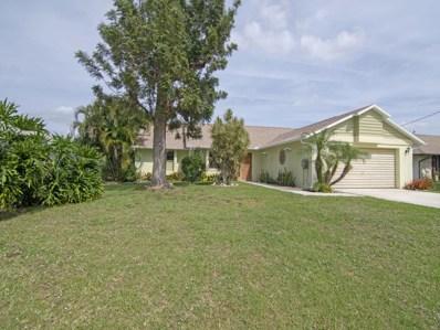 1833 SE Bowie Street, Port Saint Lucie, FL 34952 - MLS#: RX-10513173