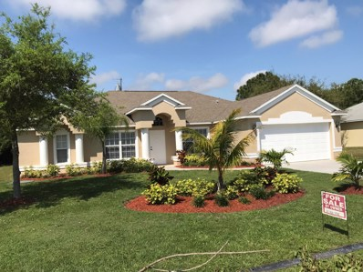 1750 SE Gaskins Circle, Port Saint Lucie, FL 34952 - #: RX-10513233