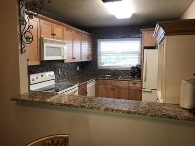 1201 SE Parkview Place UNIT 10, Stuart, FL 34994 - MLS#: RX-10513406