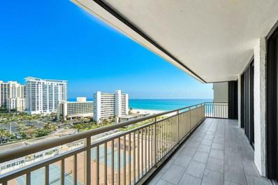 3400 N Ocean Drive UNIT 1207, Singer Island, FL 33404 - MLS#: RX-10513444