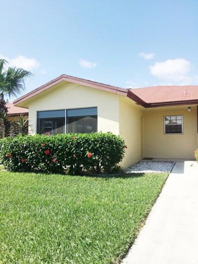1776 Lakefront Boulevard UNIT C, Fort Pierce, FL 34982 - #: RX-10513450