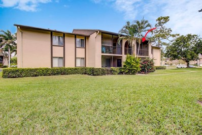 437 Pine Glen Lane UNIT B-2, Greenacres, FL 33463 - MLS#: RX-10513457
