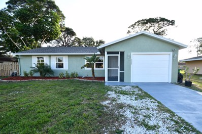 2232 SE Holland Street, Port Saint Lucie, FL 34952 - MLS#: RX-10513464